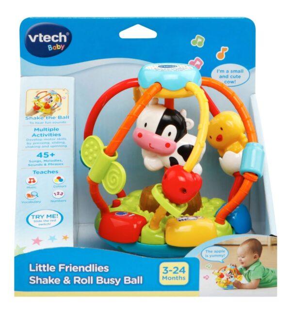 Vtech Little Friendlies Shake & Roll Busy Ball