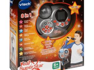 Vtech Kidi Super Star Black