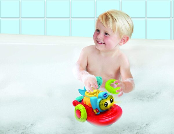 Vtech Splash & Go Sing Bath Boat