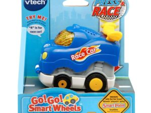 Vtech Press & Go Racer-0