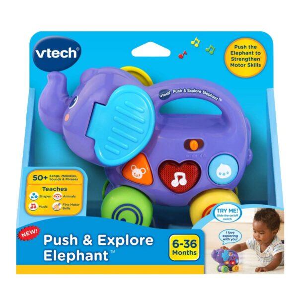 Vtech Push & Explore Elephant