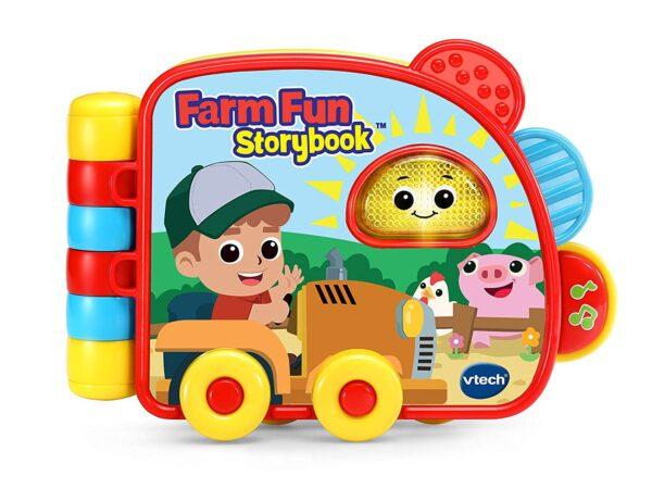 Vtech Farm Fun Story Book