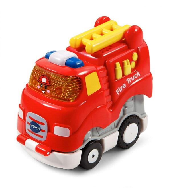 Vtech Press & Go Fire Engine