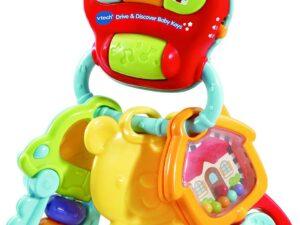Vtech Drive & Discover Baby Keys-0
