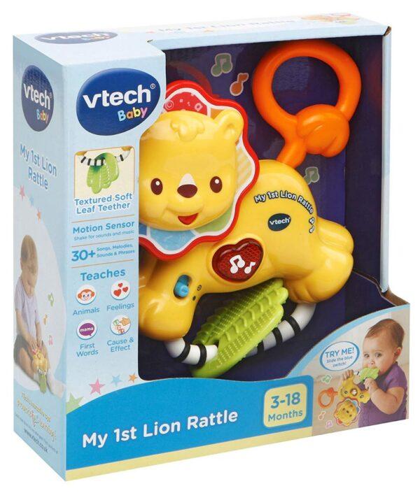 Vtech My 1st Lion Rattle