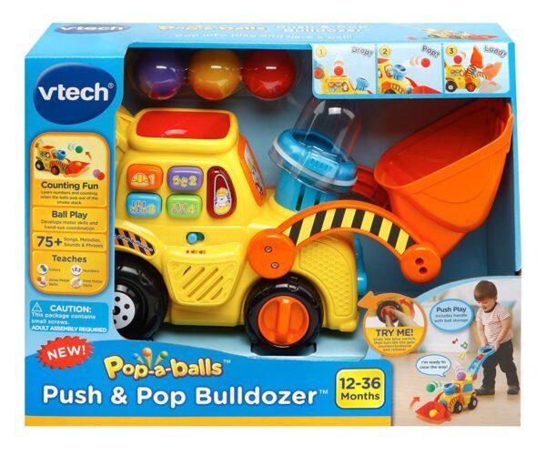 Vtech Push & Pop Digger