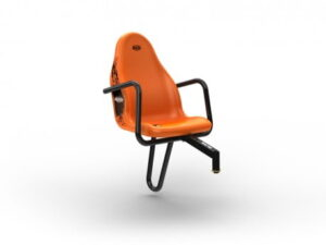 BERG Passenger Seat X-Cross Orange-0