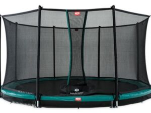 Berg 10ft Talent Trampoline & Net-0