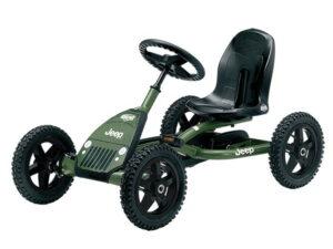 BERG Jeep Junior Go-Kart Green-0