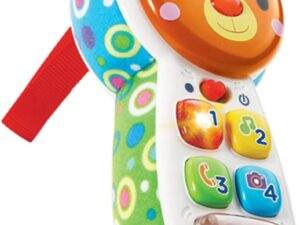 Vtech Peek & Play Phone-0