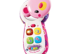 Vtech Peek & Play Phone Pink-0