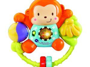 Vtech Monkey Rattle -0