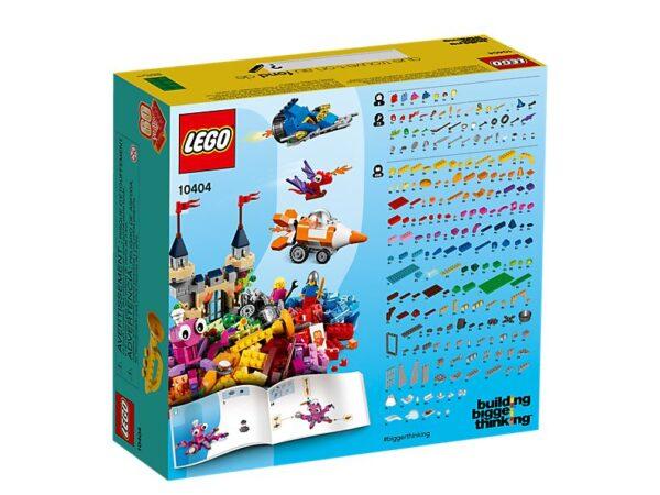 Lego Ocean's Bottom-1127