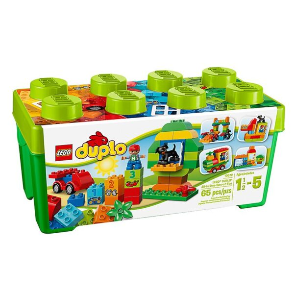 Lego Duplo All In One Box-0