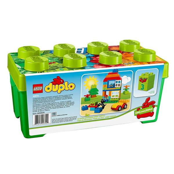 Lego Duplo All In One Box-1142