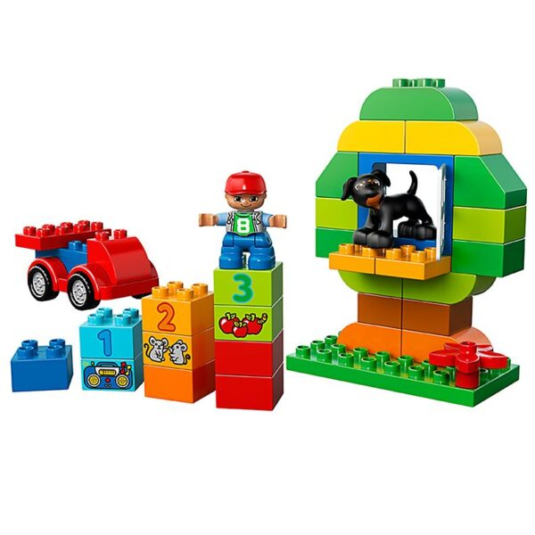 Lego Duplo All In One Box-1143