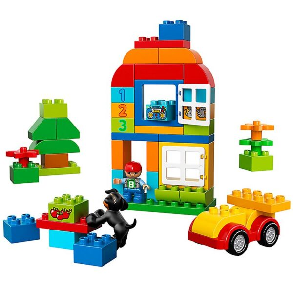 Lego Duplo All In One Box-1145
