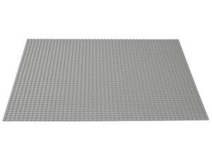 Lego Gray Baseplate-0