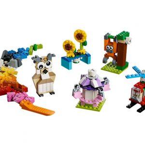 Lego Bricks And Gears -0