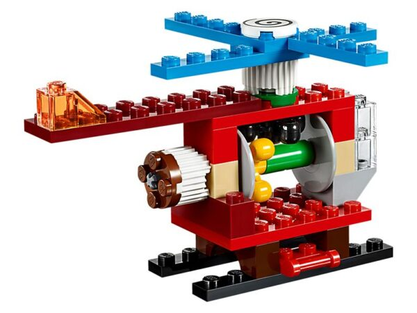 Lego Bricks And Gears -1216