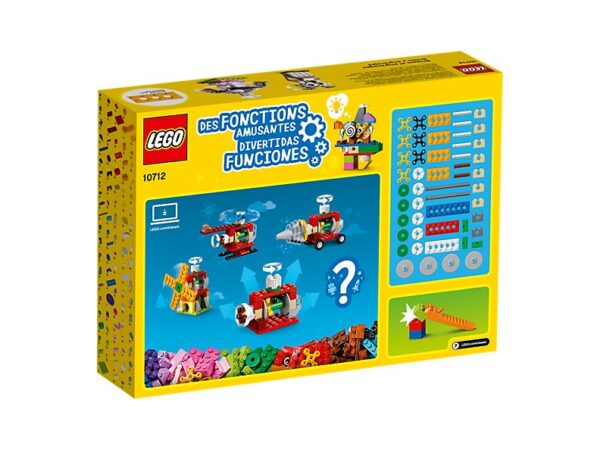Lego Bricks And Gears -1208