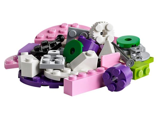 Lego Bricks And Gears -1209