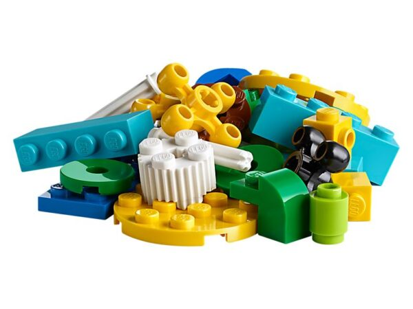 Lego Bricks And Gears -1213