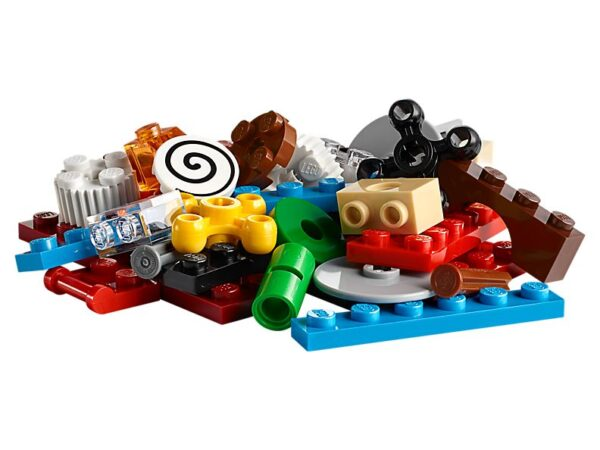 Lego Bricks And Gears -1215