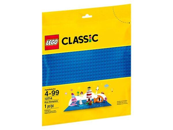 Lego Blue Baseplate