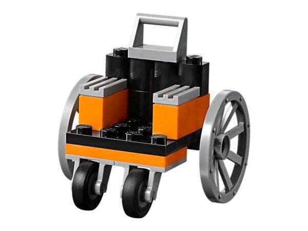 Lego Bricks On A Roll