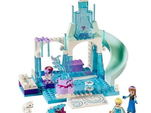 Lego Anna & Elsa's Frozen Play Ground-0