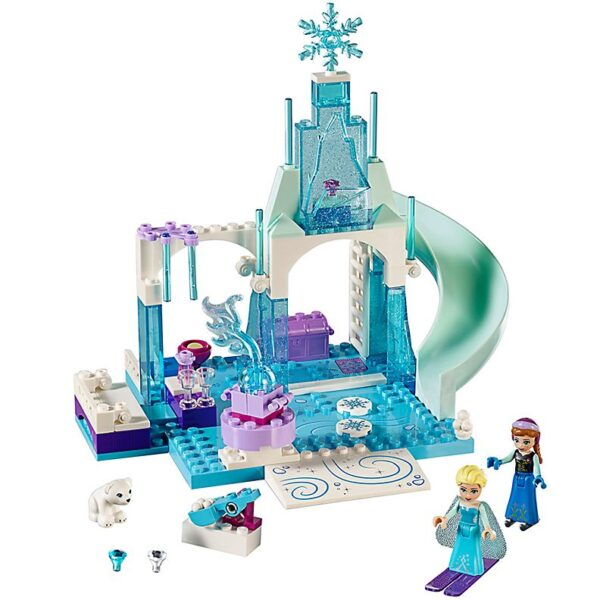 Lego Anna & Elsa's Frozen Play Ground-0