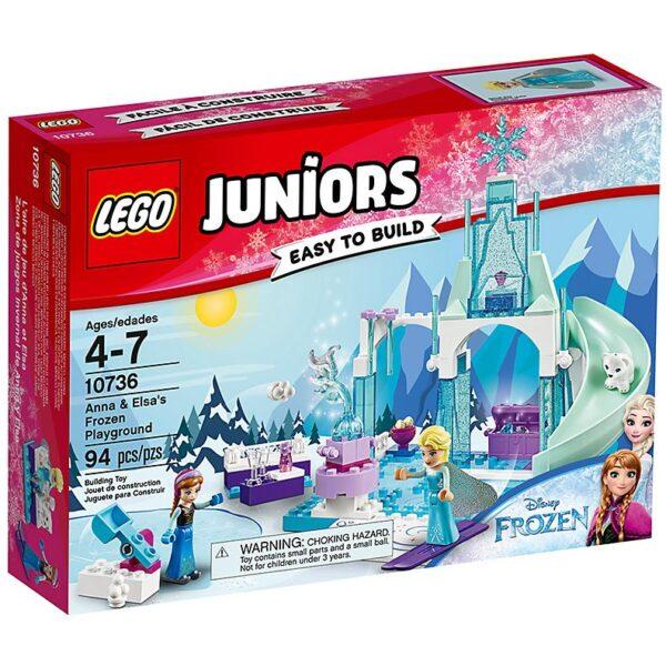Lego Anna & Elsa's Frozen Play Ground-1292