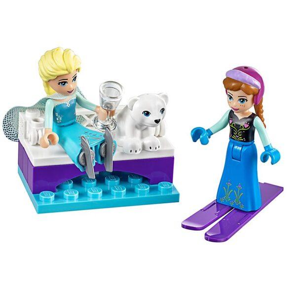Lego Anna & Elsa's Frozen Play Ground-1295