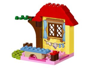 Lego Snow White's Forest Cottage-0