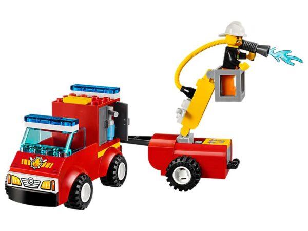 Lego Fire Patrol Suitcase