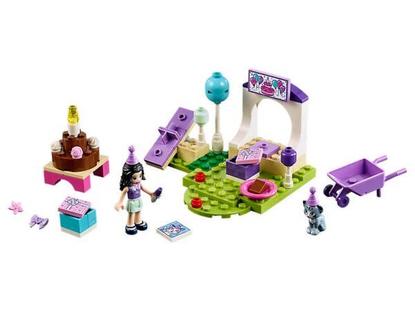 Lego Emma's Pet Party-0