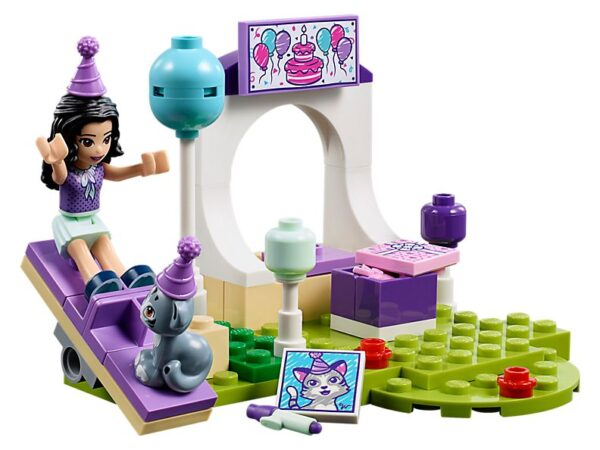 Lego Emma's Pet Party-1349