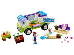 Lego Mia's Organic Food Market -0