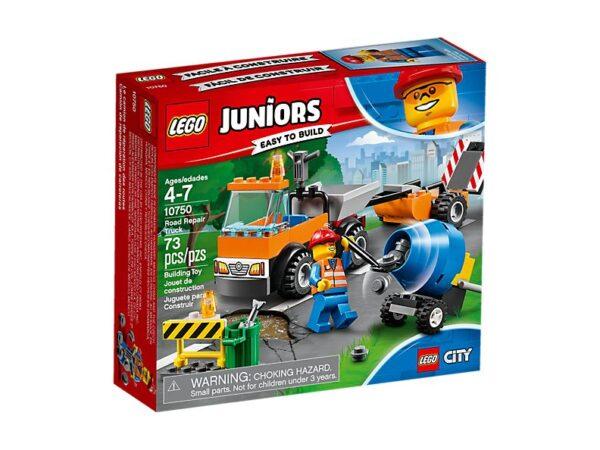 Lego Road Repair Truck -1357