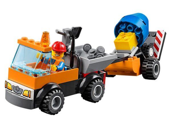 Lego Road Repair Truck -1358