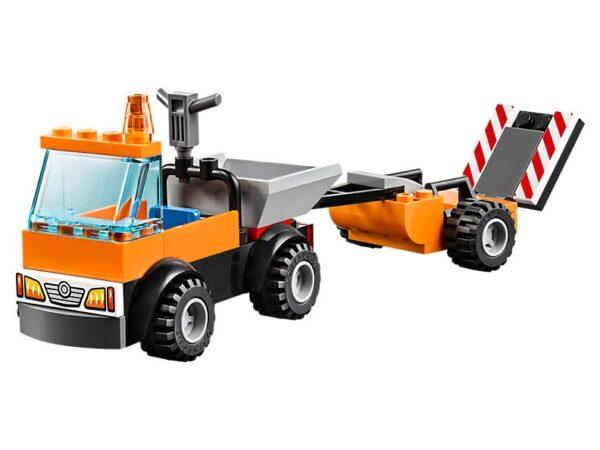 Lego Road Repair Truck -1359
