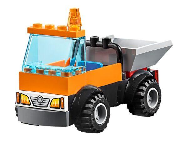 Lego Mountain Police Chase