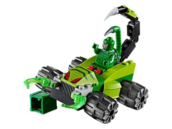 Lego Spider Man V Scorpion Showdown -1373