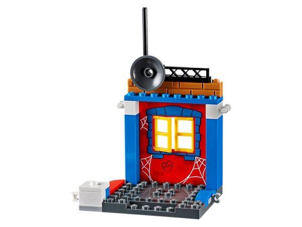 Lego Spider Man V Scorpion Showdown -1374