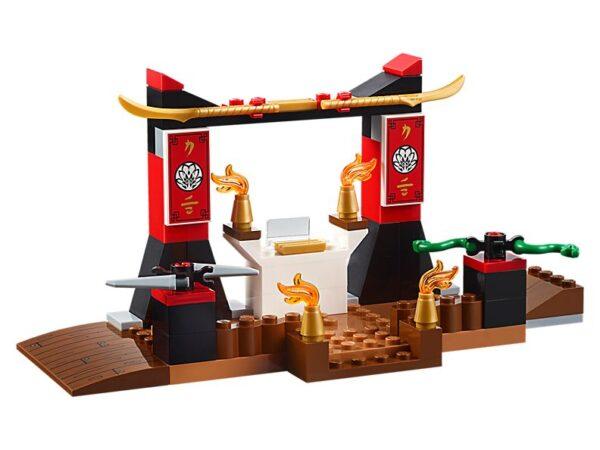 Lego Zane's Ninja Boat Pursuit