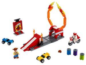 Lego Duke Caboom's Stunt Show-0