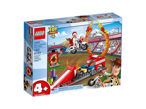 Lego Duke Caboom's Stunt Show-1385