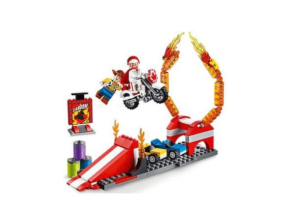 Lego Duke Caboom's Stunt Show-1386