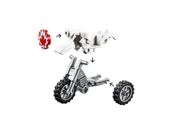 Lego Duke Caboom's Stunt Show-1387